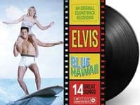 ELVIS PRESLEY Blue Hawaii Vinyl Record LP My Generation Music 2018